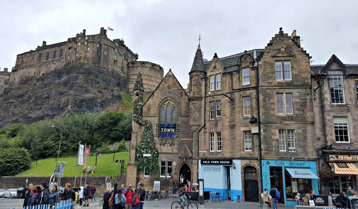 Edinburgh two-faced: la città dai due volti