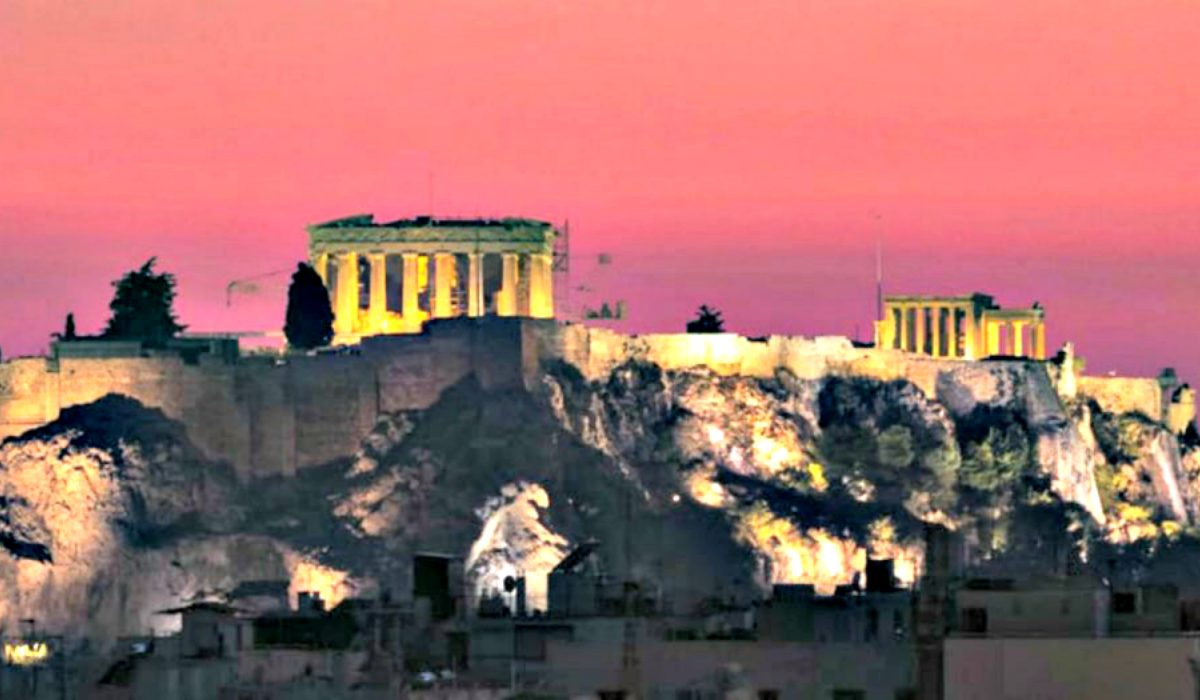 Il Partenone, ambasciatore di Atene nel mondo