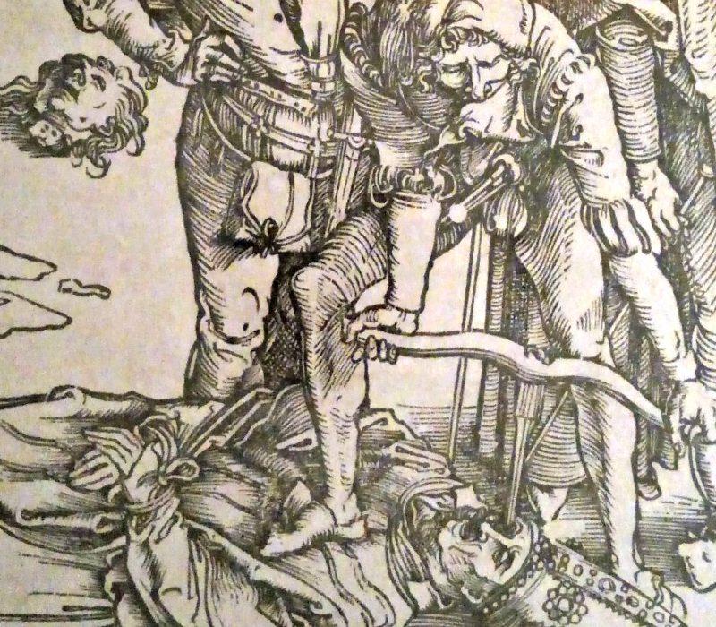 Il genio incisorio di Dürer: esposizione a Bassano del Grappa