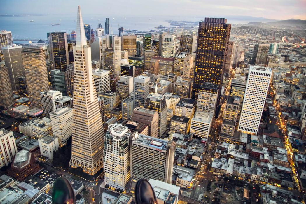 Lo splendore di San Francisco