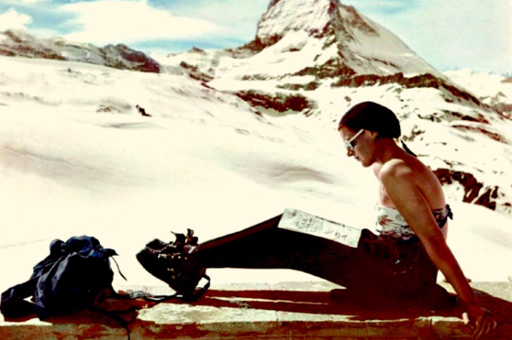 La montagna immortalata dai grandi fotografi Magnum