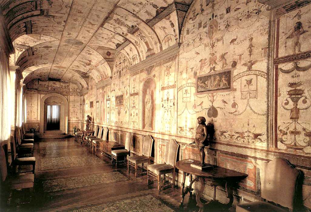 Raffaello Sanzio e le Logge Vaticane