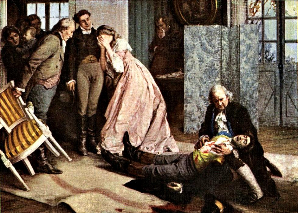 La malattia mortale del giovane Werther
