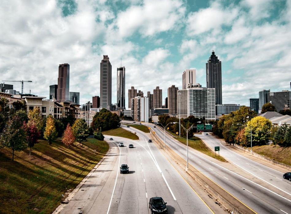 La geometrica bellezza di Atlanta