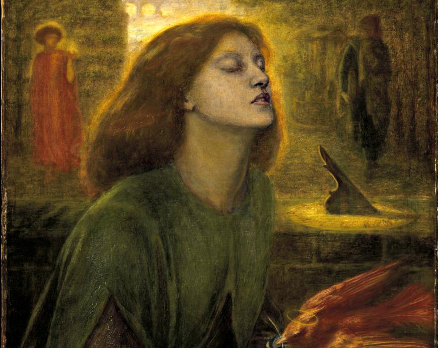 Elizabeth Siddal: l'altra Beatrice di Dante Gabriel Rossetti