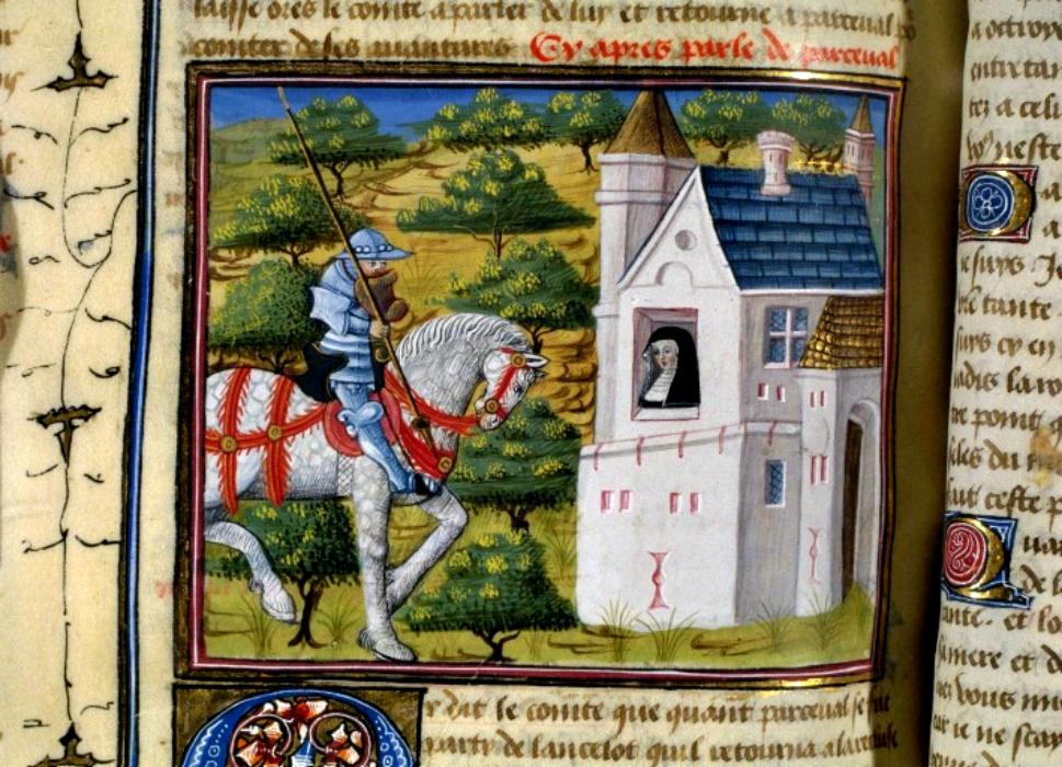 L'ideologia all'interno del Perceval di Chrétien de Troyes