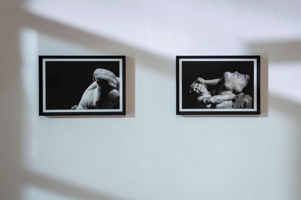 Frammenti. Fotografie di Stefano Cigada – Museo di Roma in Trastevere
