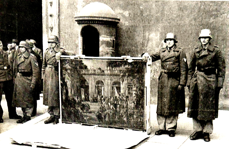 Musei Vaticani 1943-1944: la Salvaguardia del Patrimonio Culturale italiano in tempo di Guerra