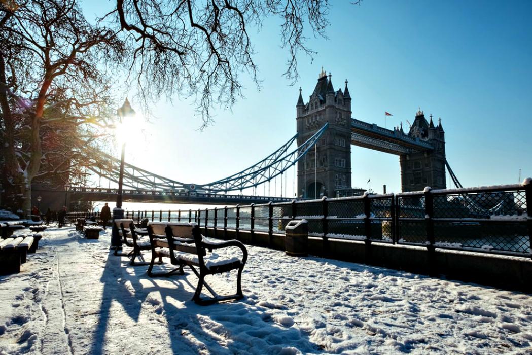 Il poetico magnetismo di Tower Bridge