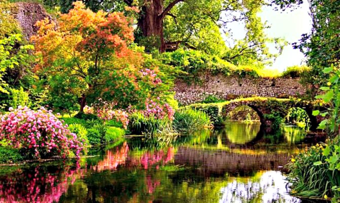 Il Giardino di Ninfa tra storia, letteratura e bellezza