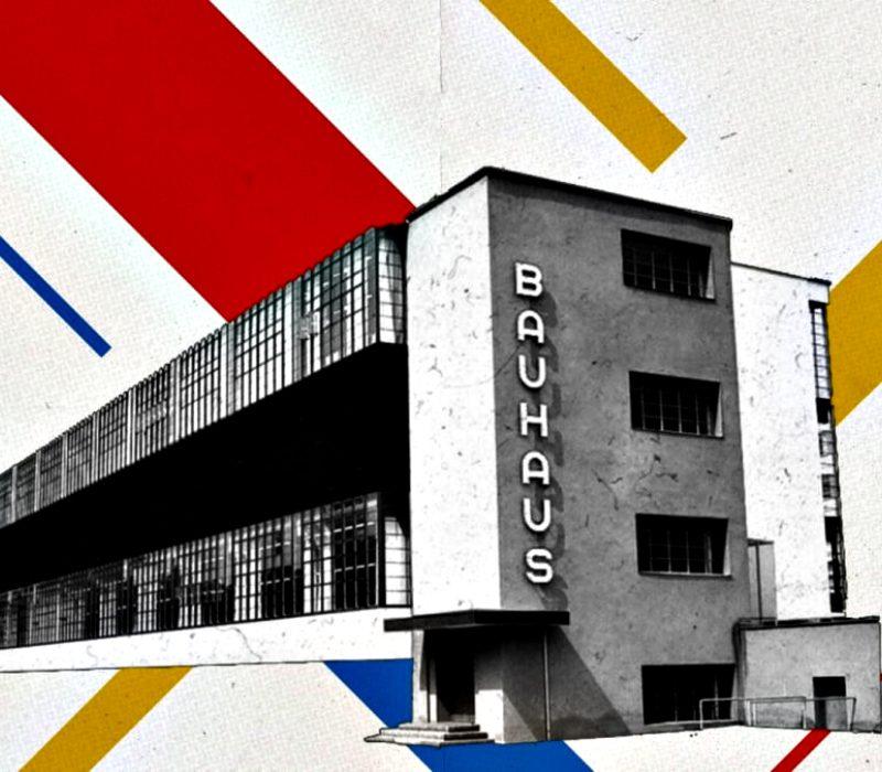 Unione tra arte e tecnica – La scuola della Bauhaus