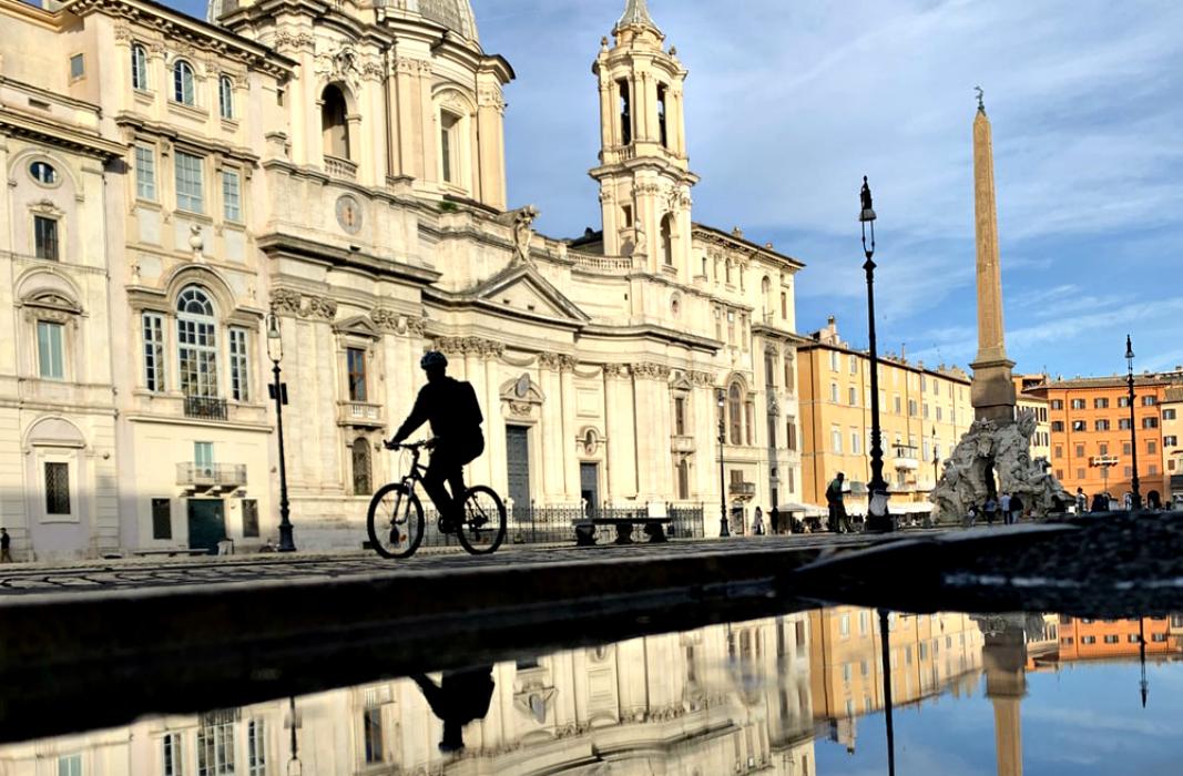 La bellezza senza tempo di Piazza Navona