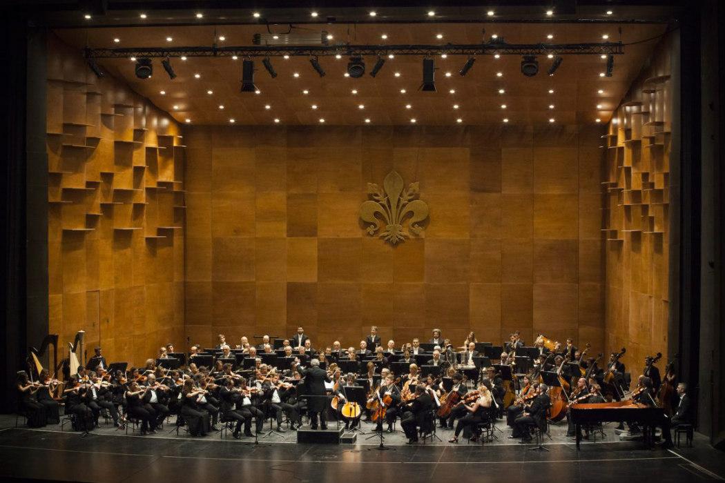 Trasmissioni online del Teatro del Maggio Musicale Fiorentino