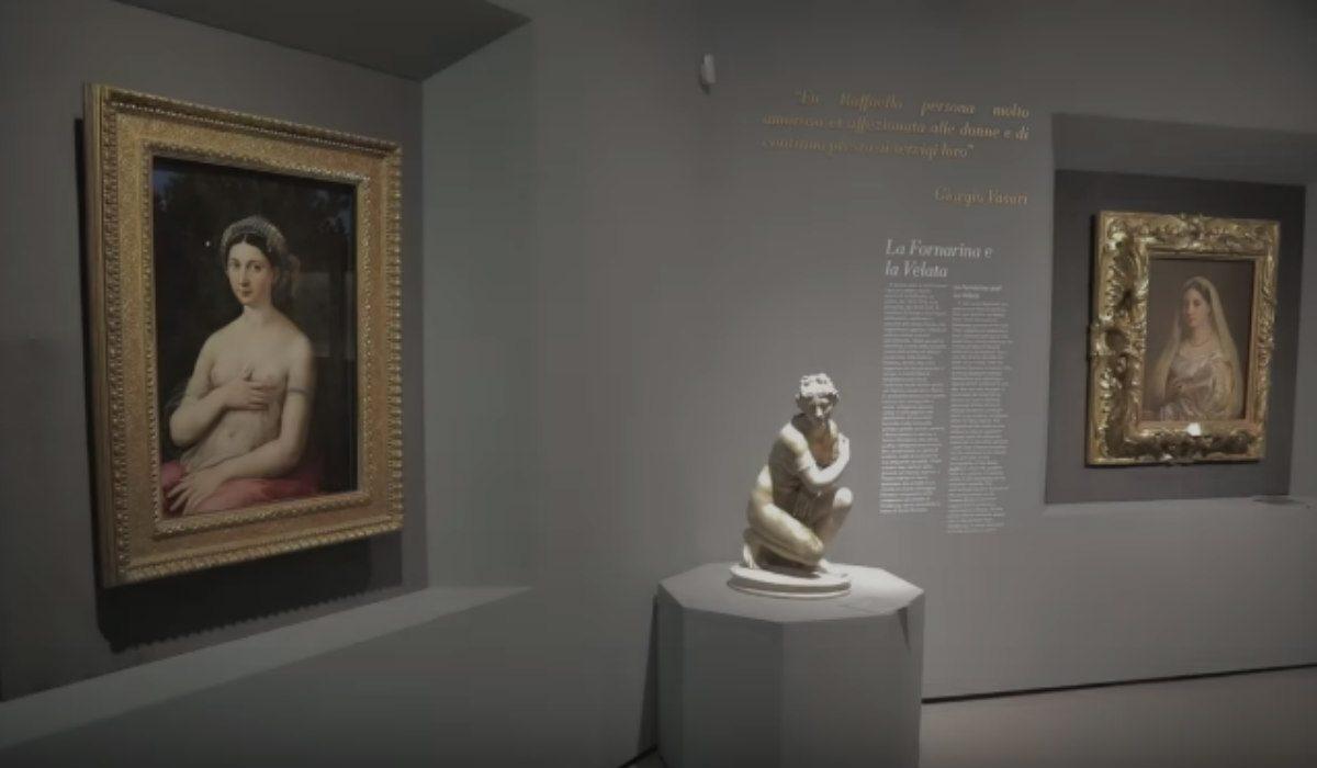 La mostra di Raffaello a casa: una passeggiata per le Scuderie del Quirinale