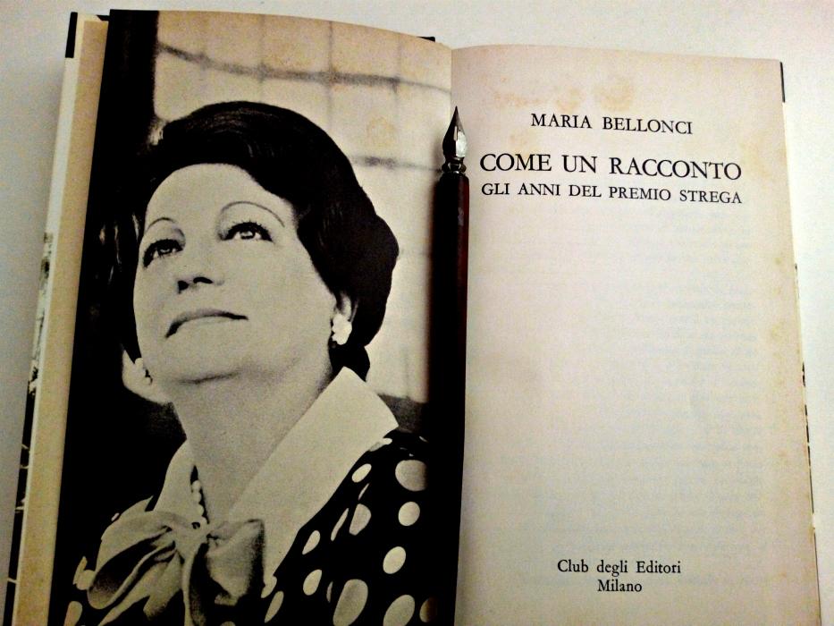 """Post-illa: alle origini del Premio Strega – """"Come un racconto"""" di Maria Bellonci"""