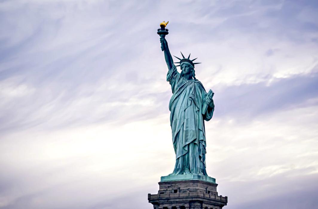 La maestosità della Statua della Libertà