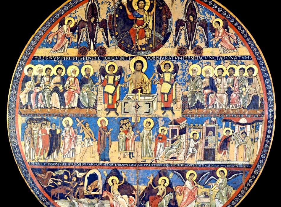 """Una tavola dalla forma insolita: il """"Giudizio Finale"""" di Nicolò e Giovanni della Pinacoteca Vaticana"""
