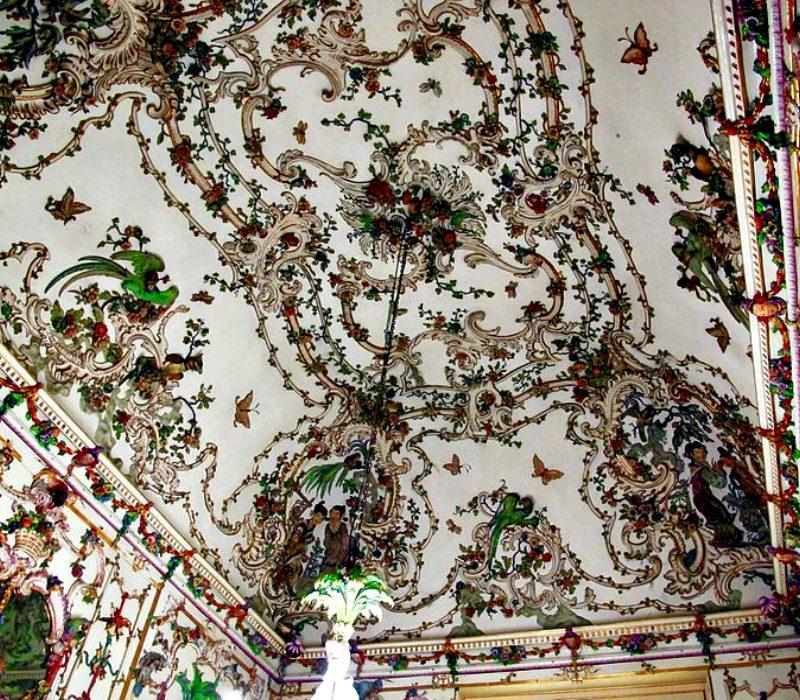 Un salotto per la regina: il boudoir di porcellana di Maria Amalia di Sassonia