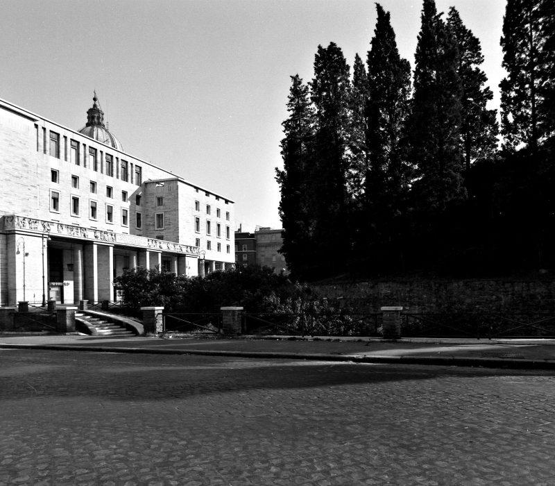 Da Morpurgo a Bulgari: il destino di Piazza Augusto Imperatore a Roma