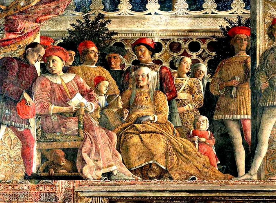 I Pilastri dell'Arte: la Camera degli Sposi di Andrea Mantegna