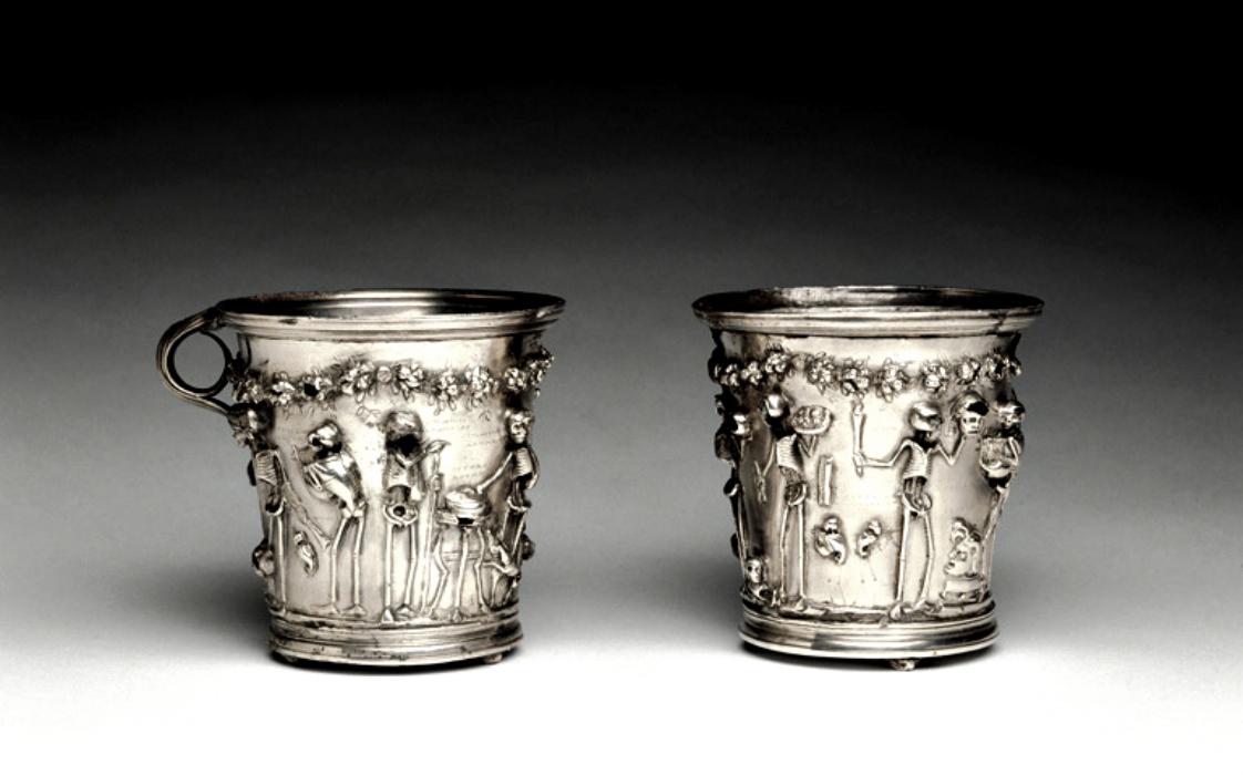 Suppellettili romane: il tesoro di Boscoreale