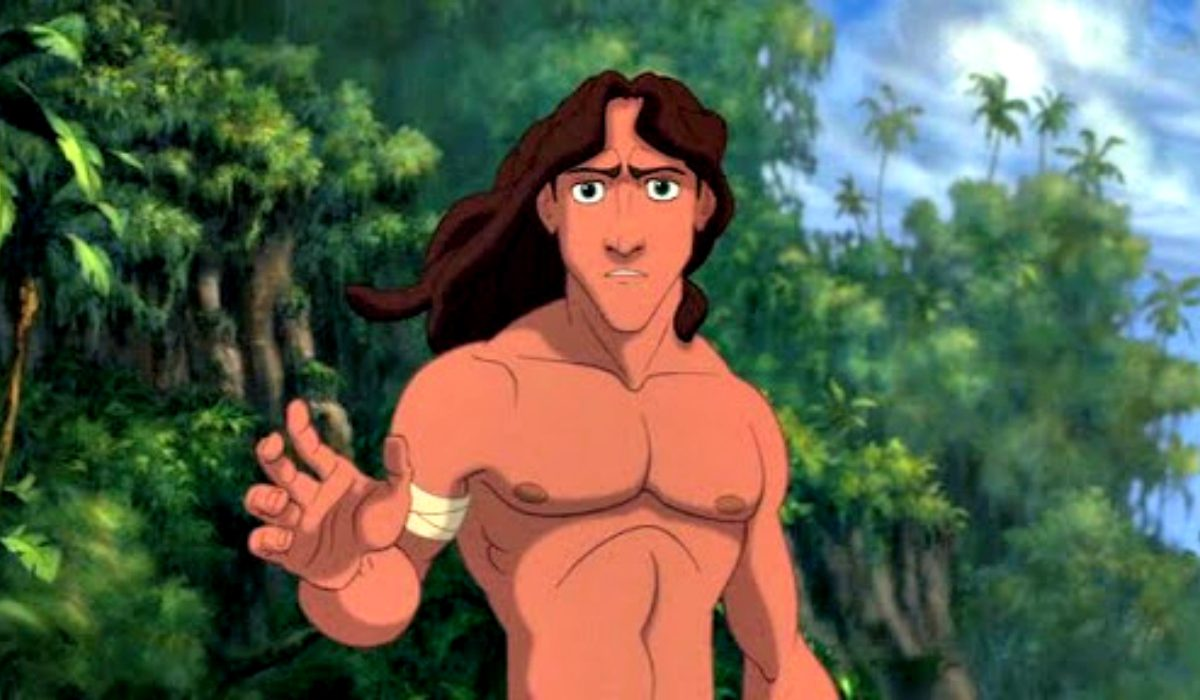 Tarzan: una storia che ammonisce, disarma, spoglia