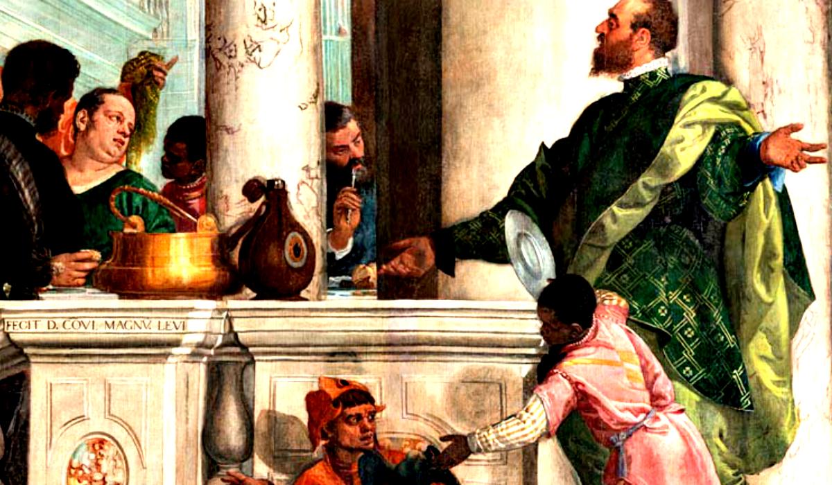 Un particolare caso nella storia dell'arte: l'accusa di eresia al pittore Paolo Veronese