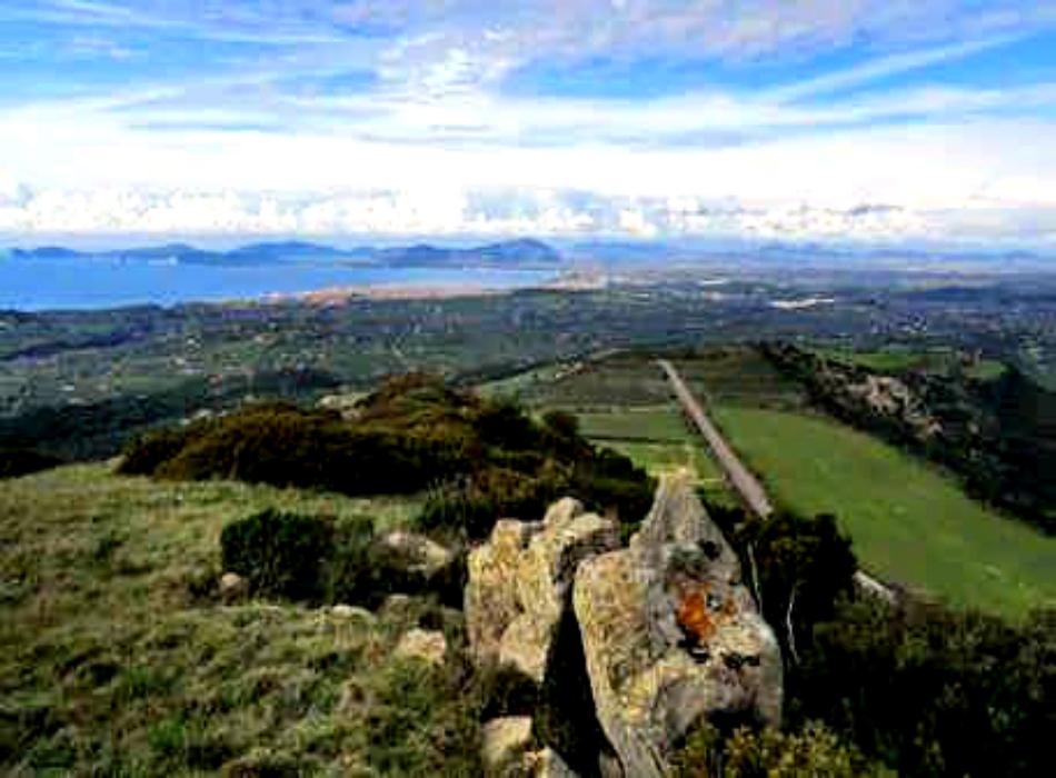 I dolmen di Monte Scala Piccada