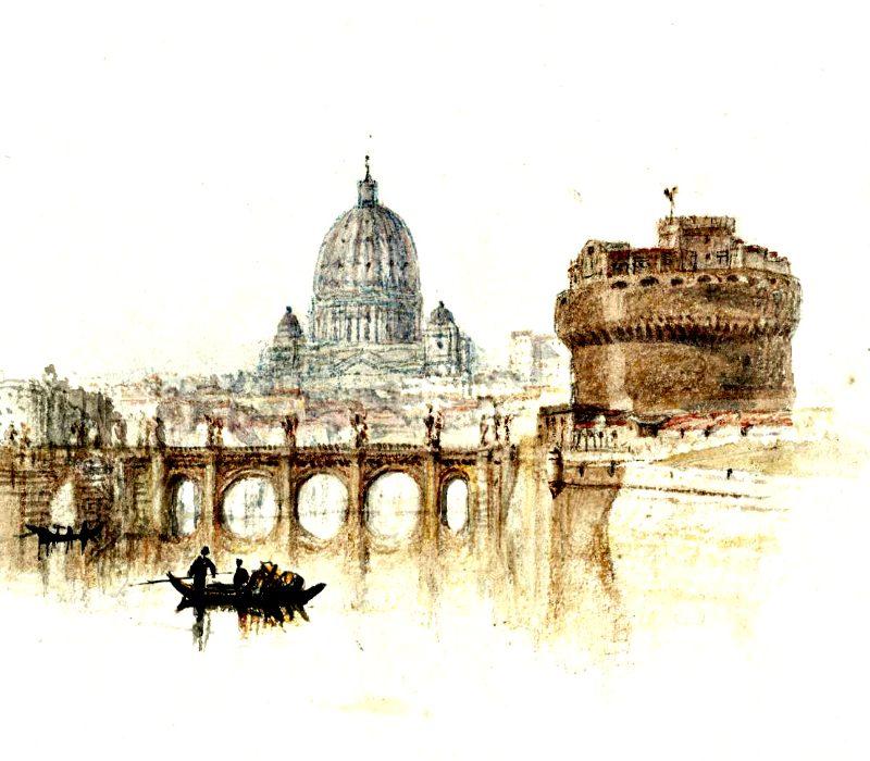 """""""Italy"""" di Samuel Rogers: il Grand Tour come esperienza estatica"""