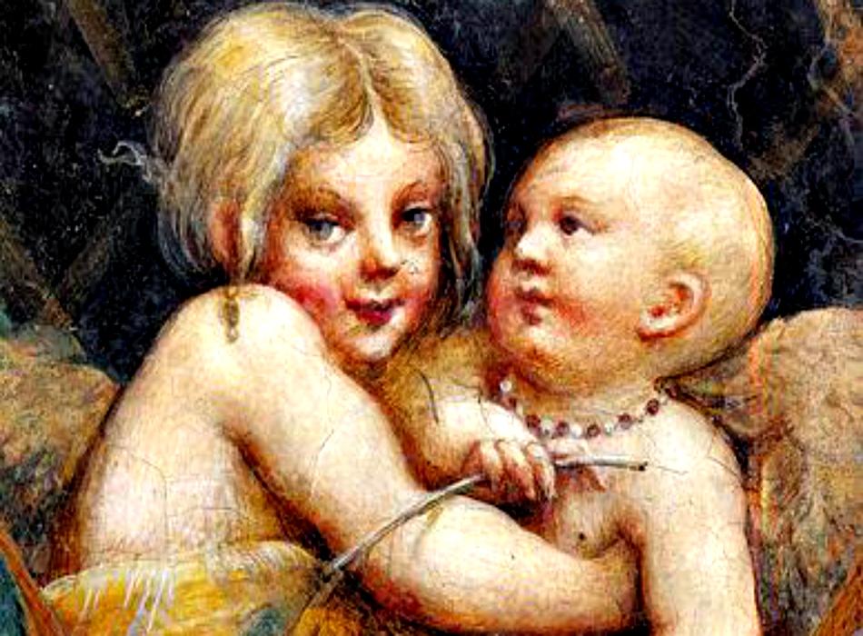 Parmigianino a Fontanellato: la saletta di Diana e Atteone nella Rocca Sanvitale