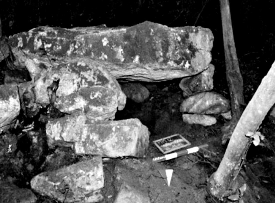 Le sepolture scomparse di Monte Moncione