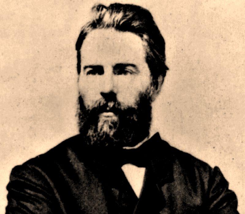L'inarrestabile lotta all'ignoto in Herman Melville