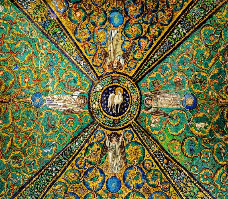 Immagini allegoriche: dalla Roma pagana alla Roma cristiana
