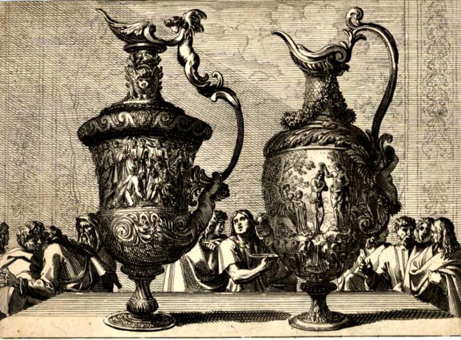 La produzione di modelli e il rinnovamento delle arti decorative nel XVII secolo in Francia