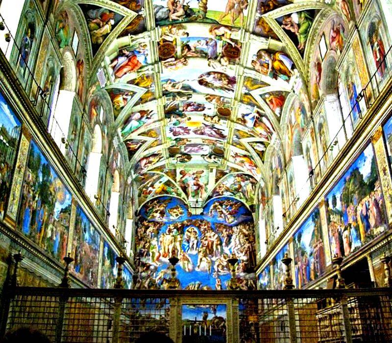 La Cappella Sistina: splendore e magnificenza