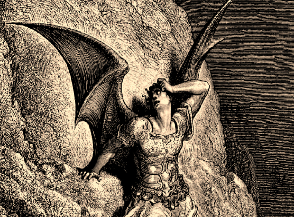 """La pesatura delle anime nel """"Paradiso Perduto"""" di John Milton"""