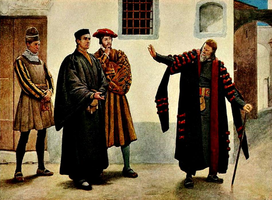 La grandezza di William Shakespeare nel monologo di Shylock