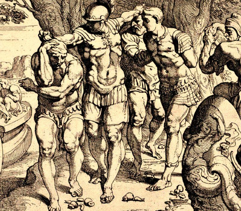Da Omero ad Alfred Tennyson: ripresa di un episodio odissiaco in età vittoriana