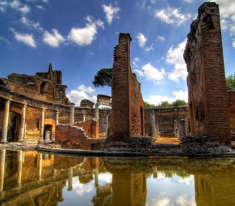 I Pilastri dell'Arte: Villa Adriana a Tivoli