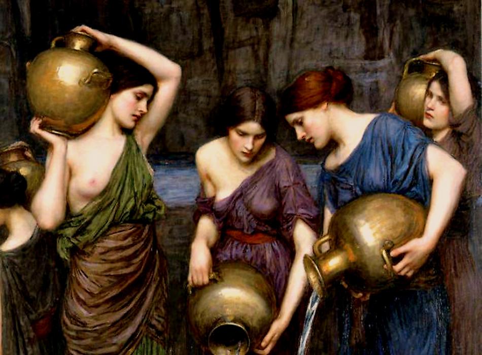 Il mito delle Danaidi dall'arcaismo alla tarda antichità